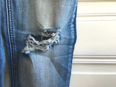 024 Jennyfer salopette jean